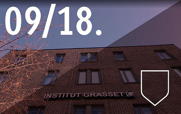 Notre Institut a 15 ans!