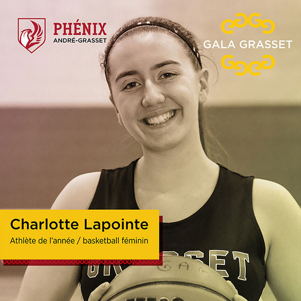 Charlotte Lapointe implication cégep