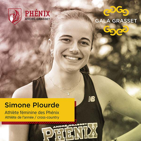 Simone Plourde implication cégep