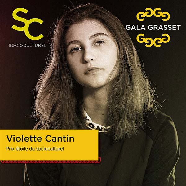 Violette Cantin implication cégep