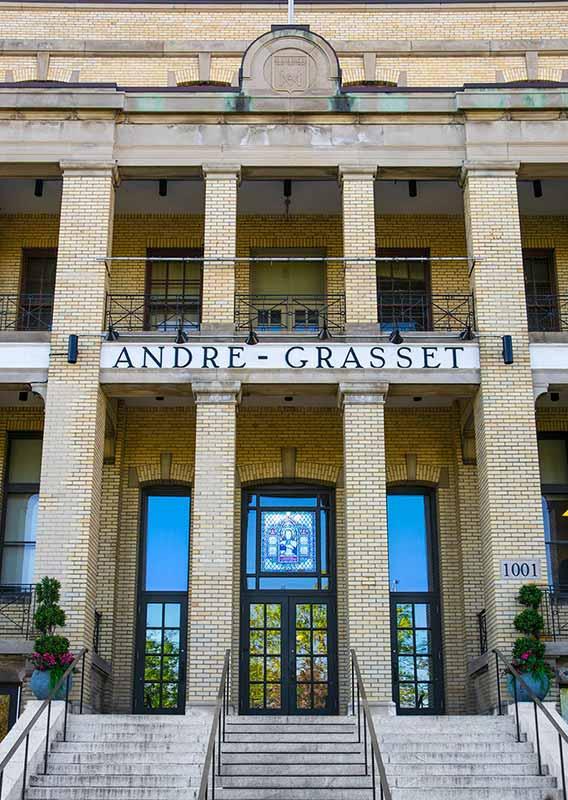 Histoire du Collège André-Grasset